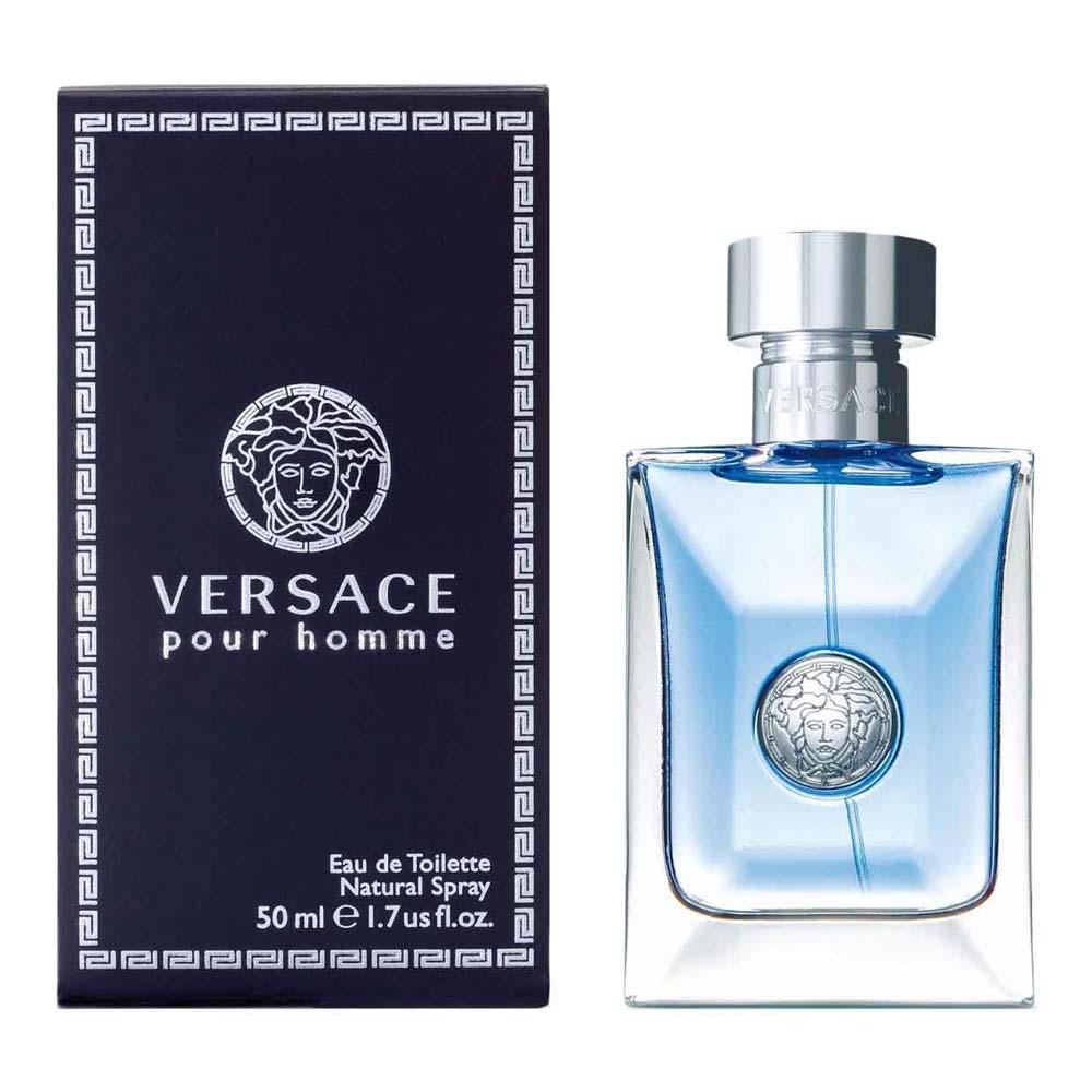 Versace Pour Homme Eau De Toilette 50ml One Size