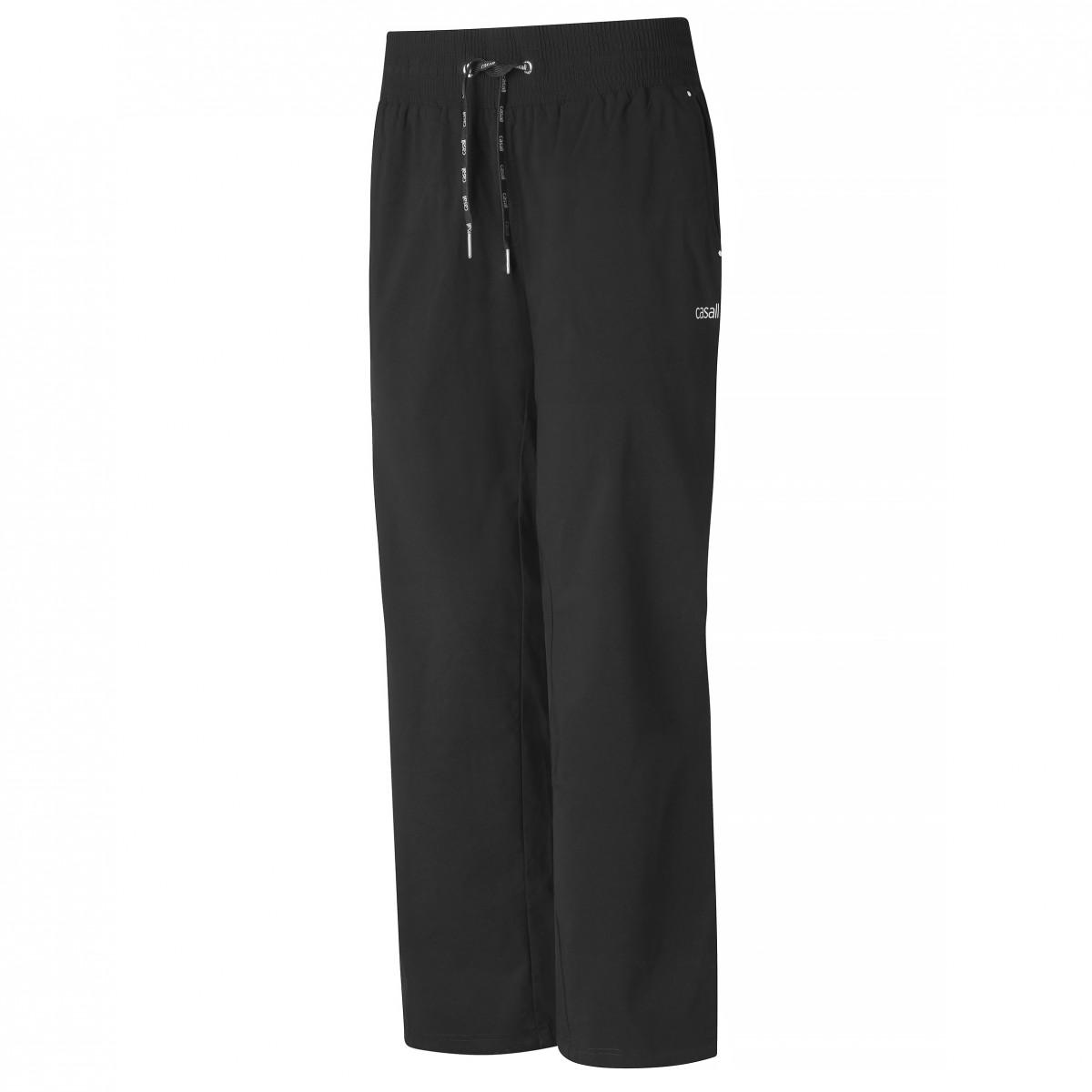 Casall Essential Flex Pants 34 Black