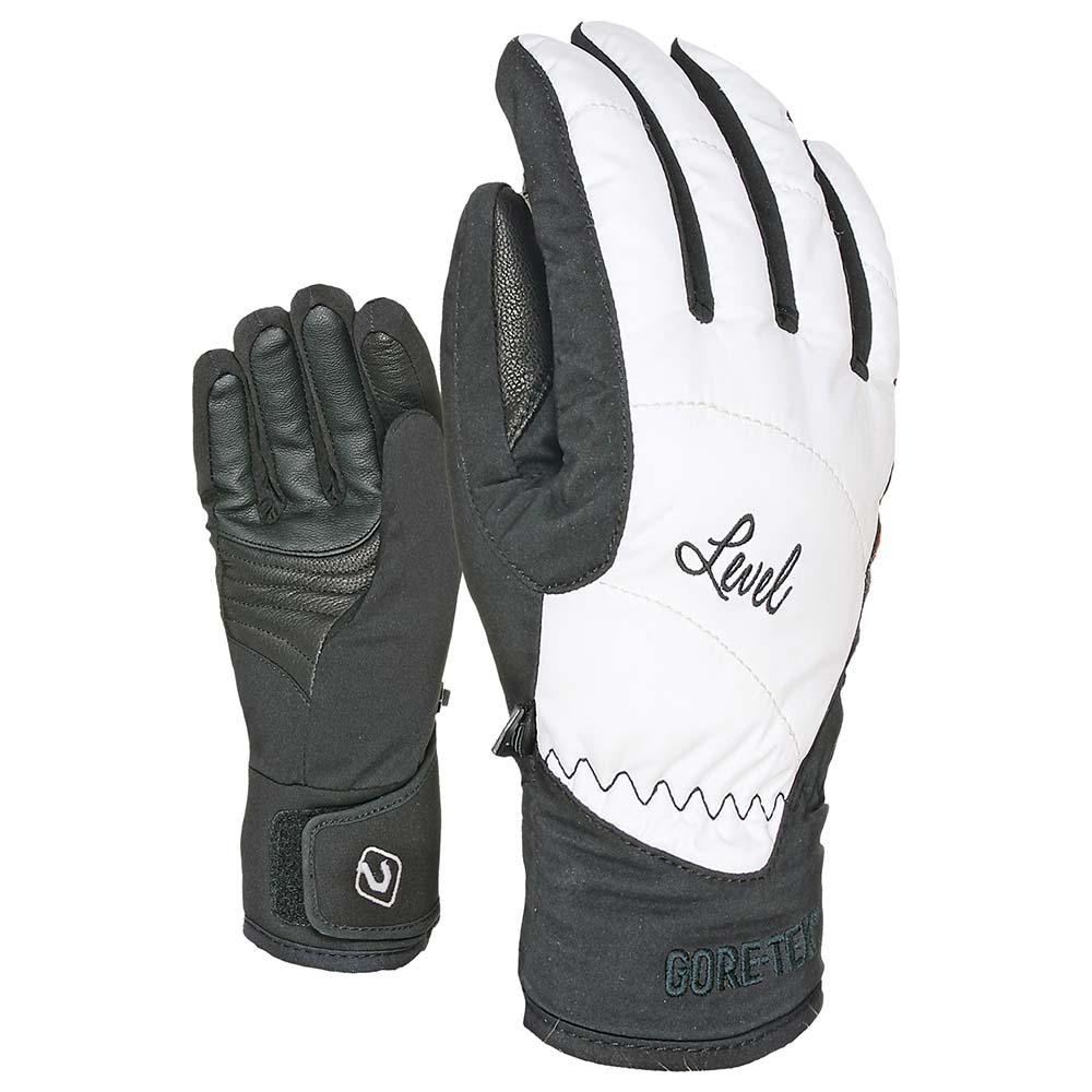 level-force-goretex-m-l-black-white