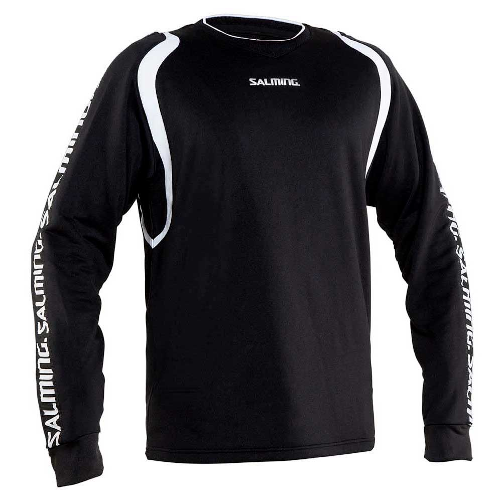 Salming Agon Ls Jersey XS Black