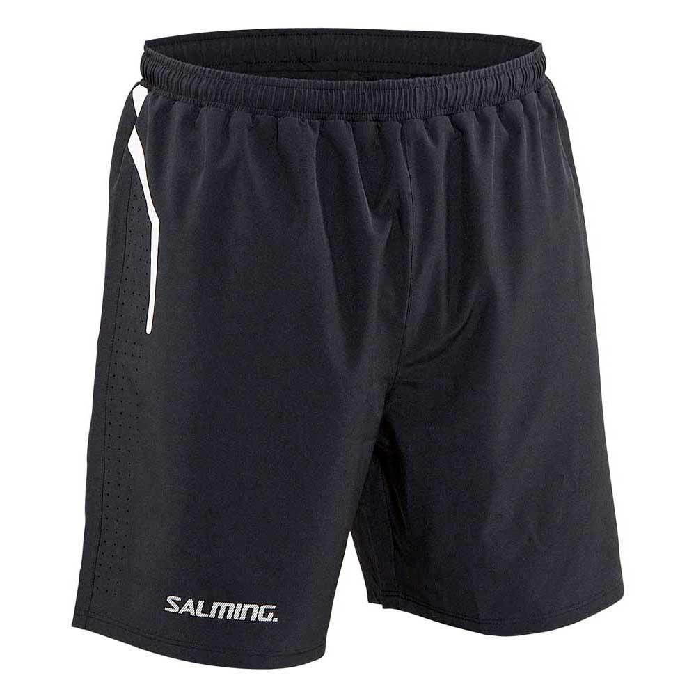 Salming Pro Training Shorts S Black