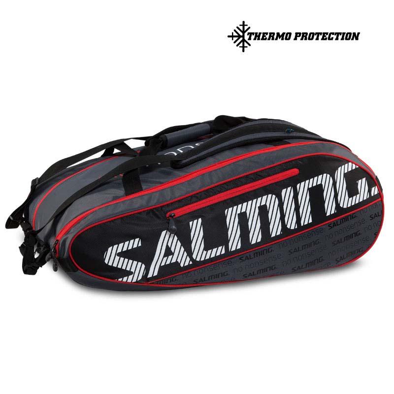 Salming-Pro-Tour-Negro-T63386-Raqueteros-Unisex-Negro-Raqueteros-Salming miniatura 4