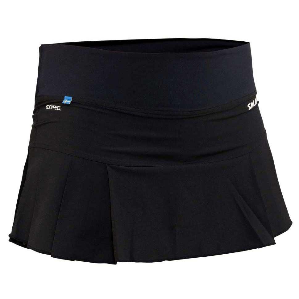 Salming Strike Skirt XS Black