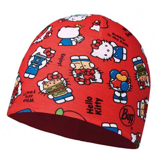 Buff ® Hello Kitty Child Microfiber Polar One Size Foodie Red