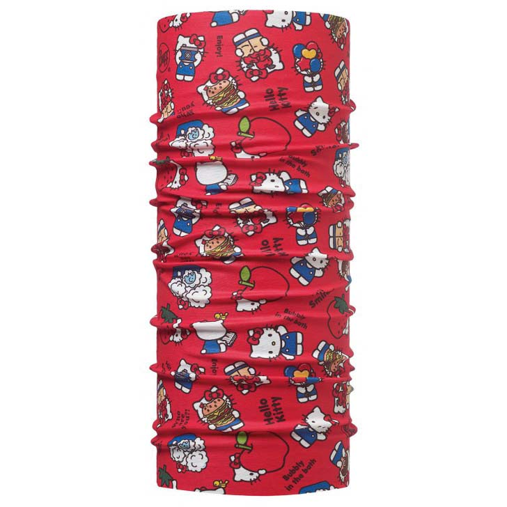 Buff ® Hello Kitty Child Original Buff® One Size Foodie Red