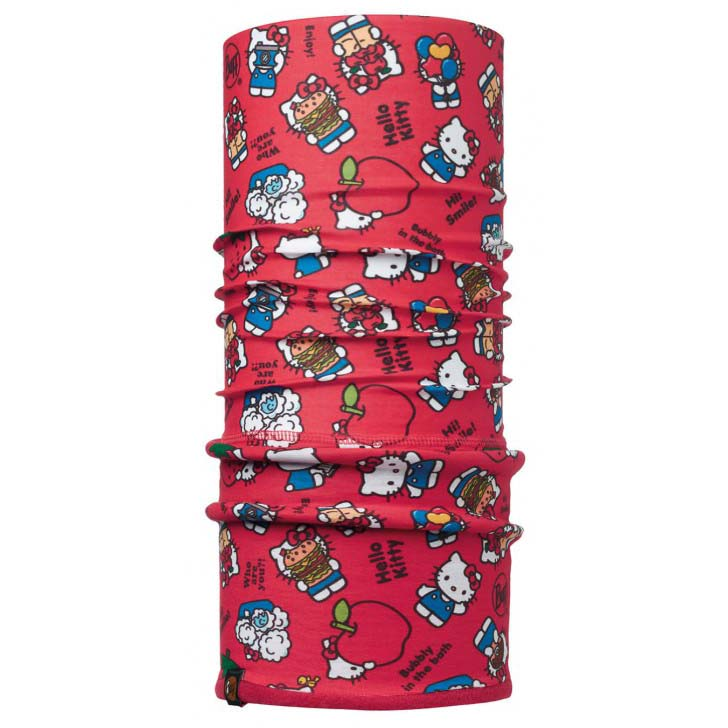 Buff ® Hello Kitty Child Polar Buff® One Size Foodie Red / Samba
