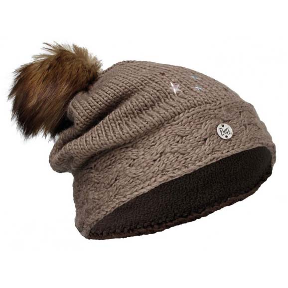Buff ® Knitted&polar Junior One Size Darsy Brown