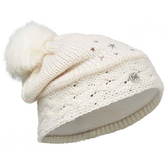 Buff ® Knitted&polar Junior One Size Darsy Starwhite
