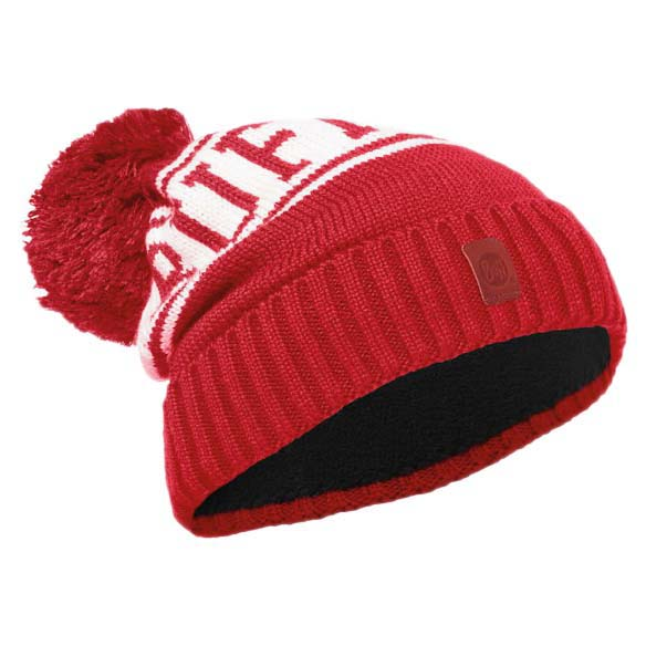 Buff ® Knitted & Polar Junior One Size Shiko Red