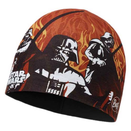 Buff ® Star Wars Microfiber Polar Junior One Size Shadow Flame