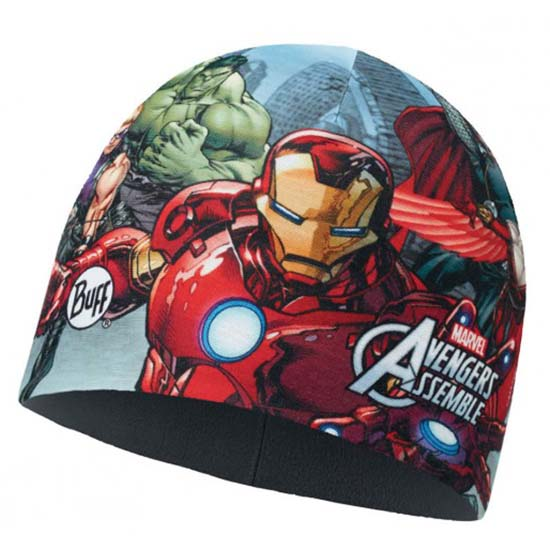 Buff ® Superheroes Microfiber Polar Junior One Size Avengers Multi