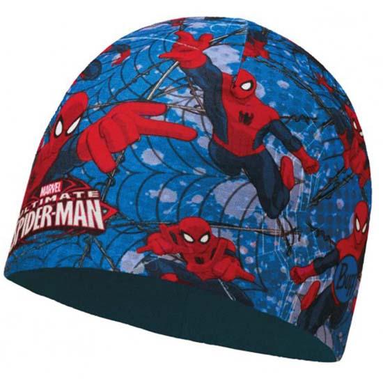 Buff ® Superheroes Jr Microfiber Polar Hat One Size Warrior Blue