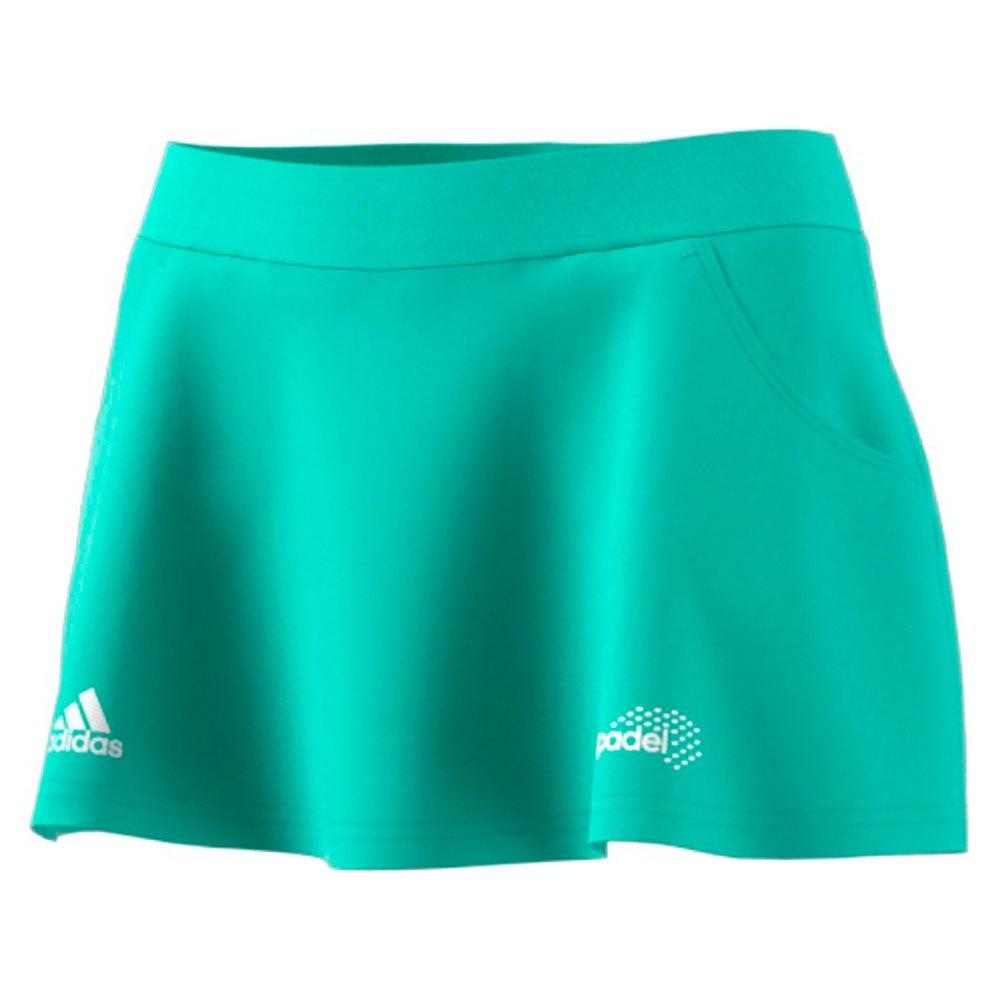 Adidas Club Pant Skirt XXS Green / White