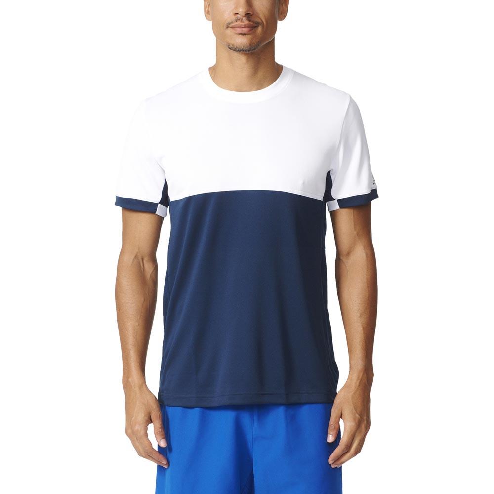 Adidas T16 Cc T Shirt S Core Navy / White