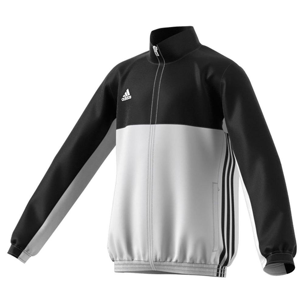 Adidas T16 Team 128 cm Black / White