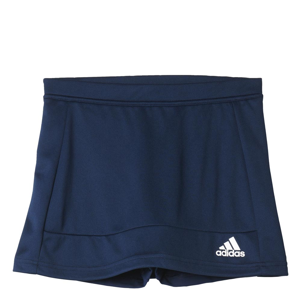 Adidas T16 Skirt Pant 128 cm Core Navy / White