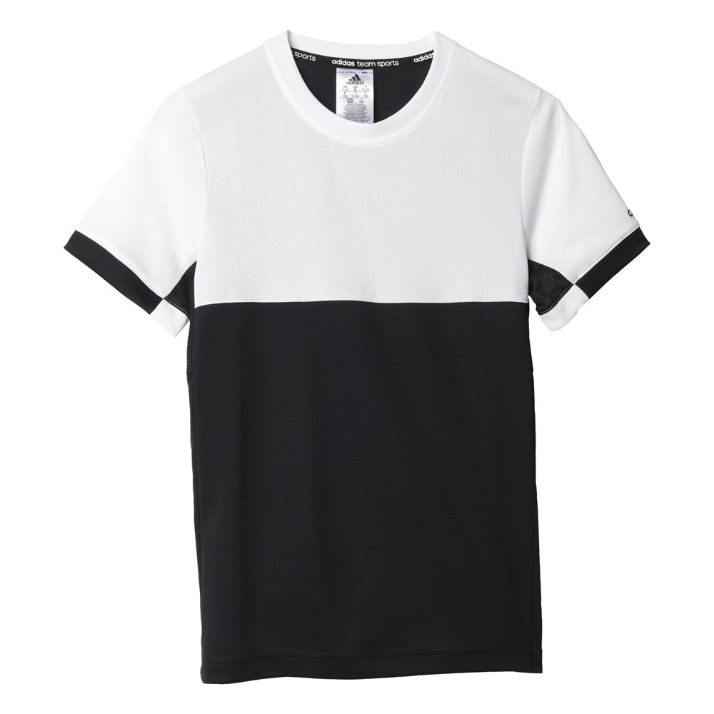 Adidas T16 Climacool 128 cm Black / White