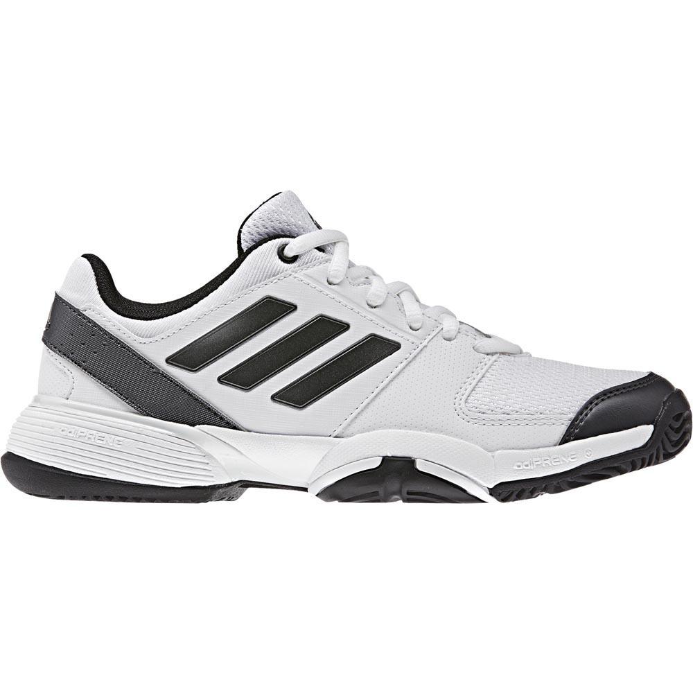 Adidas Barricade Club EU 33 Ftwr White / Metallic Night / Core Black