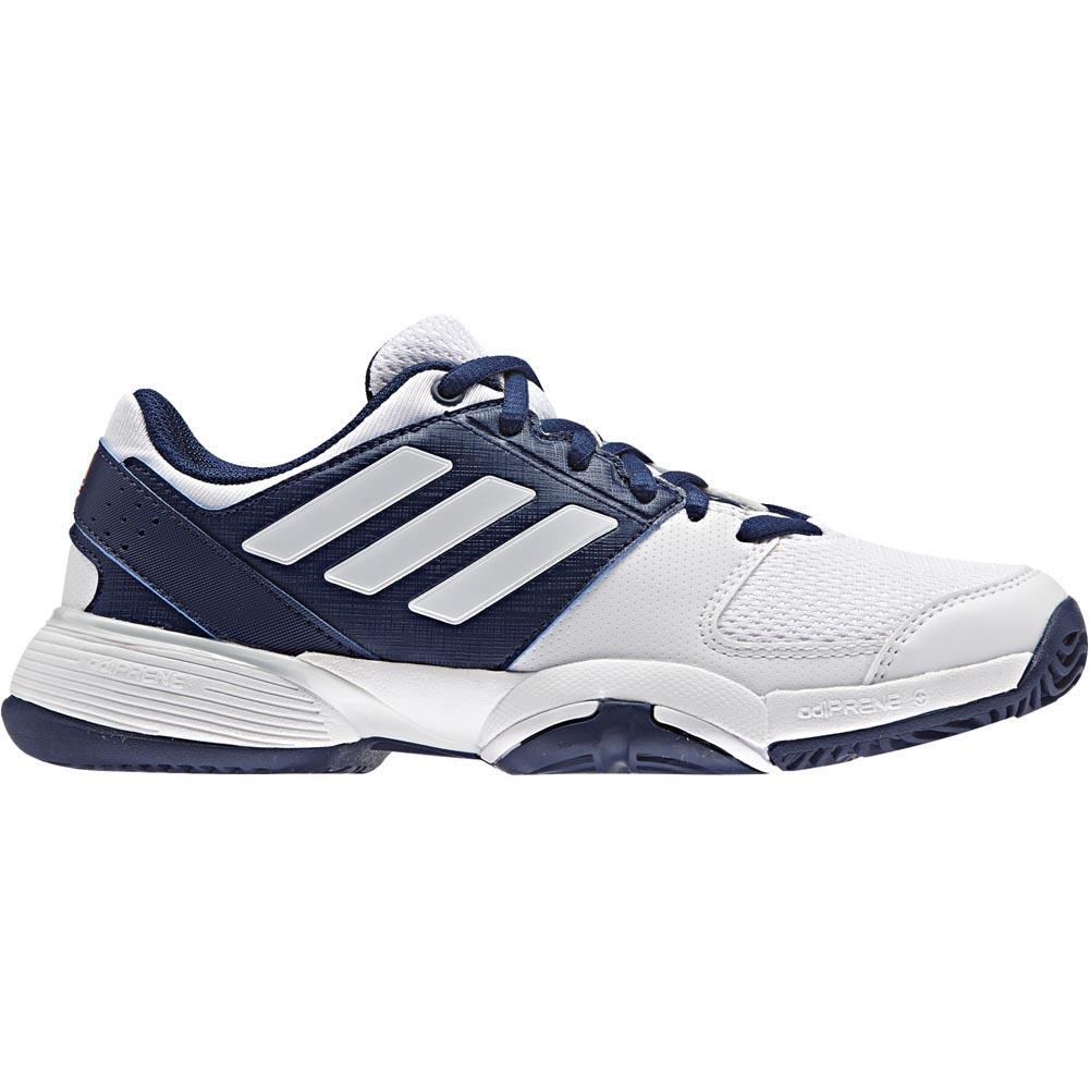 Adidas Chaussures Barricade Club EU 32 Mystic Blue / Ftwr White / Glow Orange