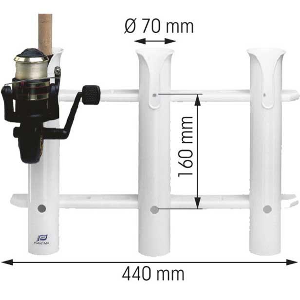 plastimo-bulkhead-mount-storage-rack-for-3-rod-30-5-x-d70-cm-white
