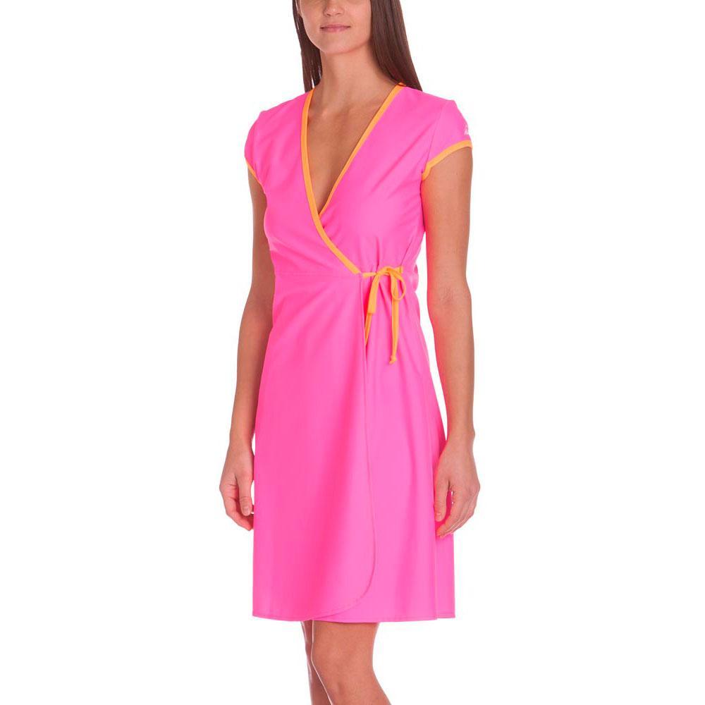 iq-company-uv-300-beachdress-l-xl-neon-pink