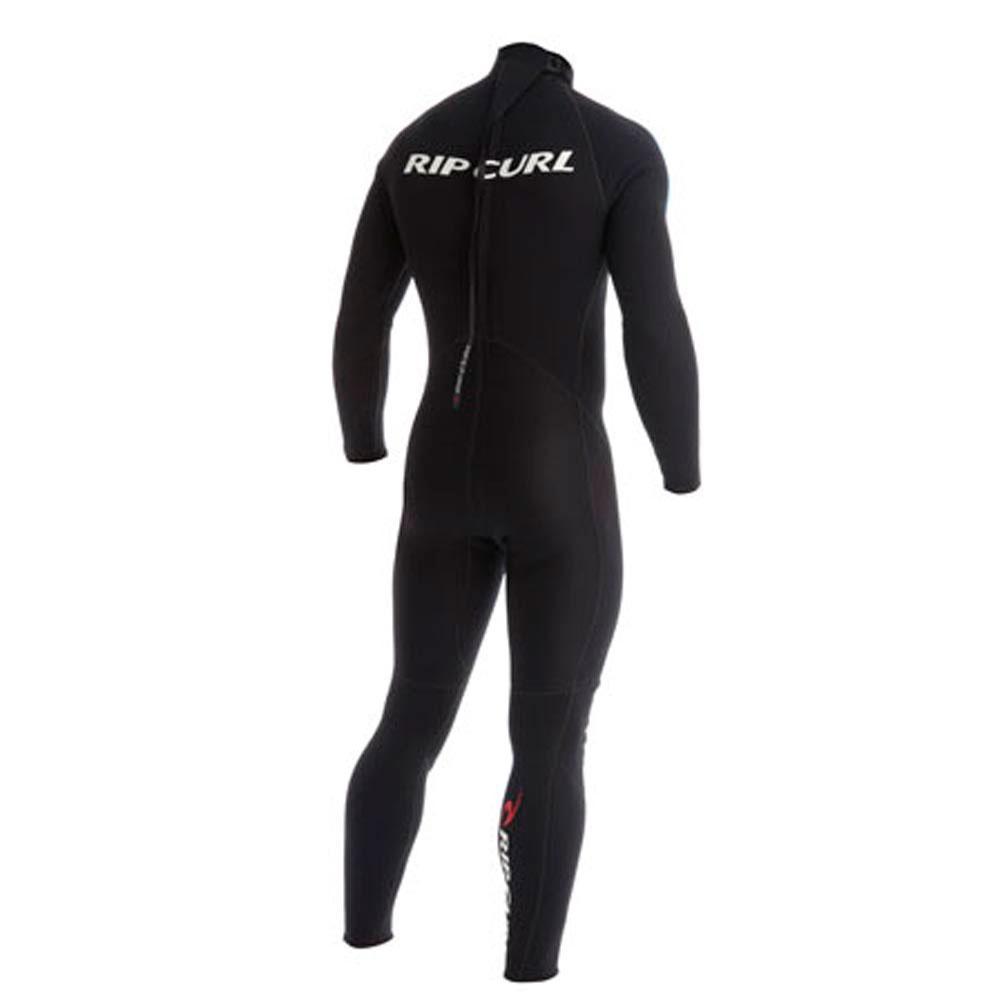 Rip Curl Surf School Streamer Back Zip schwarz     schwarz  Tauchanzüge Rip curl ff4691