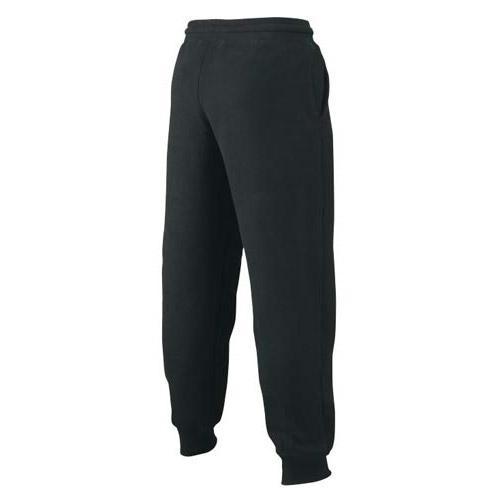 Wilson Cotton Pants L Black