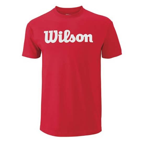 Wilson Script XL Wilson Red / White