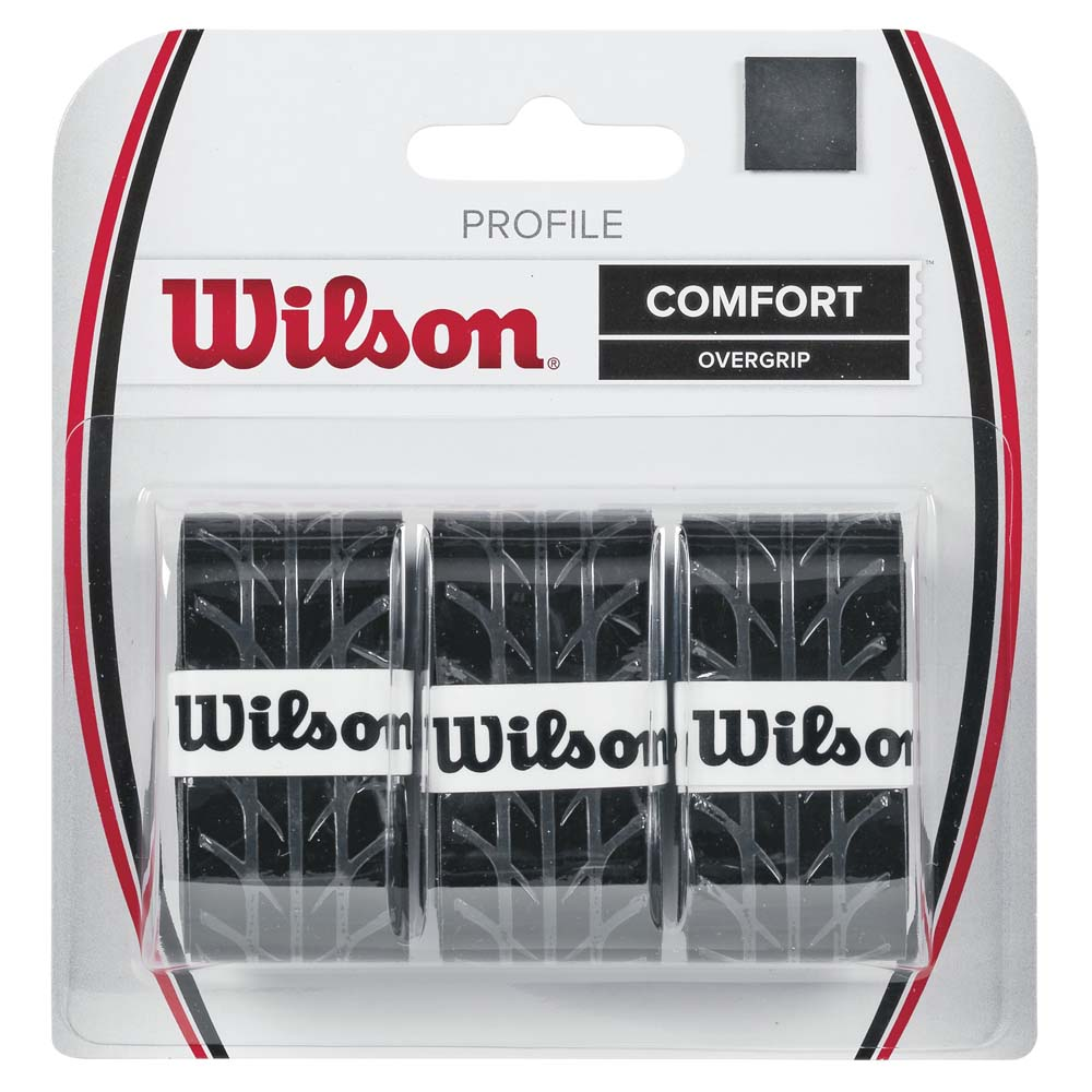 Wilson Profile 3 Units One Size Black