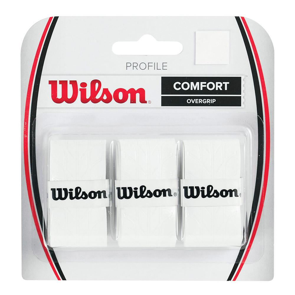 Wilson Profile 3 Units One Size White