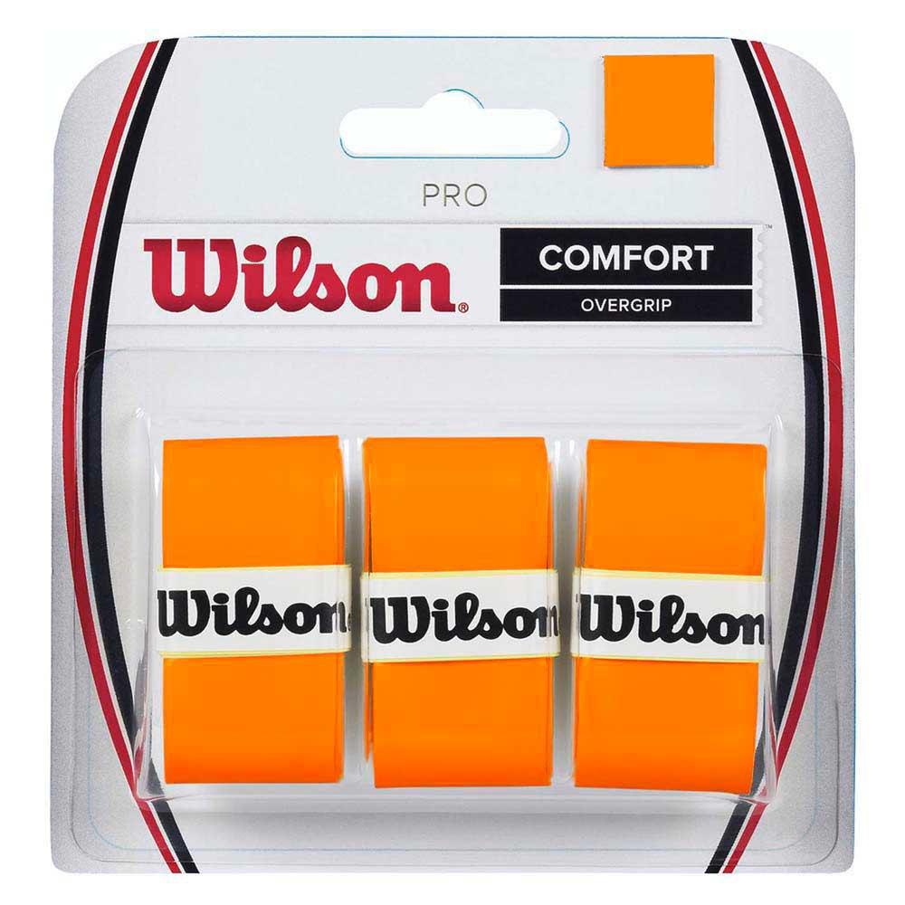 Wilson Pro 3 Units One Size Orange