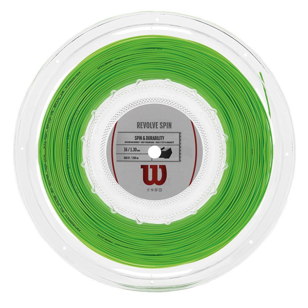 Wilson Revolve Spin 200 M 1.25 mm Green