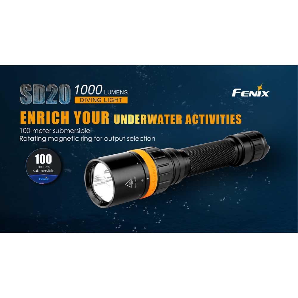 Beleuchtung Sd20 Underwater