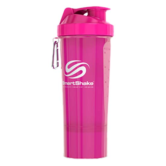 Smartshake Shaker Slim 500ml One Size Neon Pink