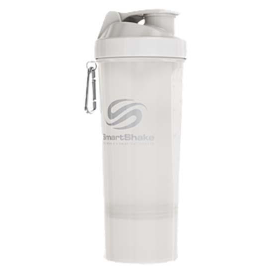Smartshake Shaker Slim 500ml One Size Pure White