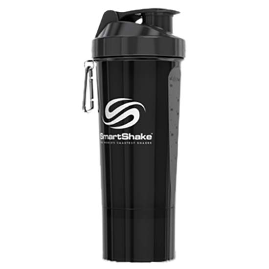 Smartshake Shaker Slim 500ml One Size Neon Black