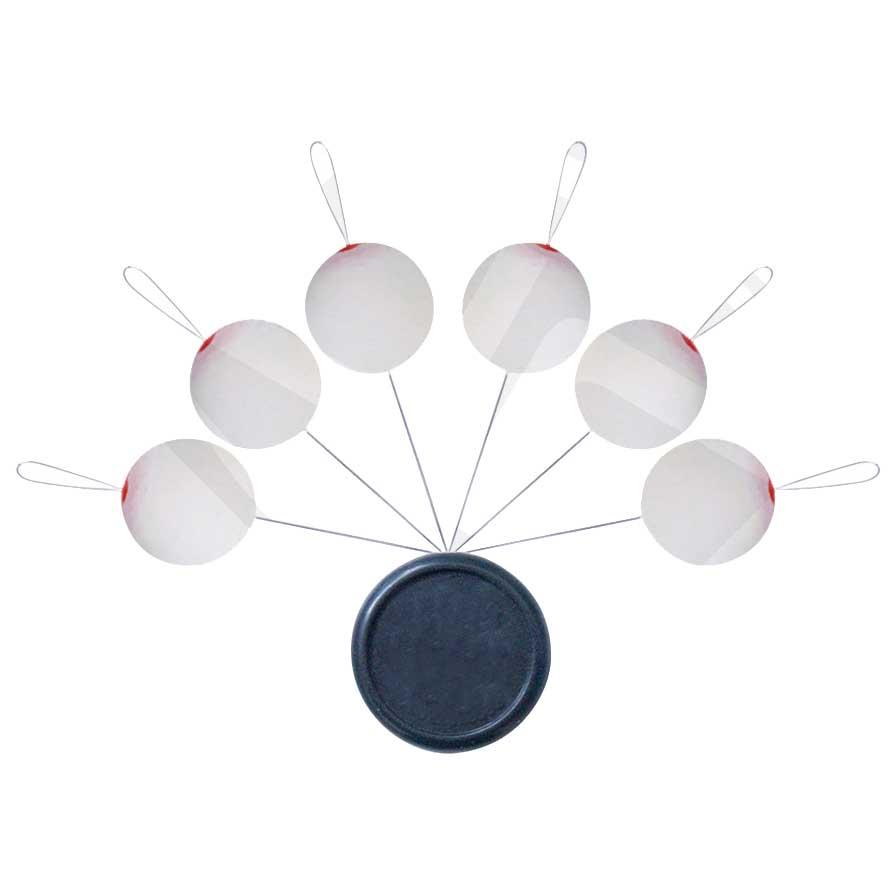 sunset-blister-float-round-8-mm-white