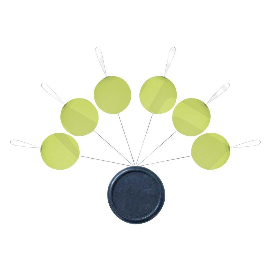 sunset-blister-float-round-8-mm-phospho-green