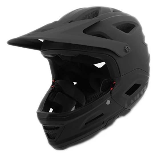 giro-switchblade-mips-m-black-matt-black, 226.99 EUR @ bikeinn-italia