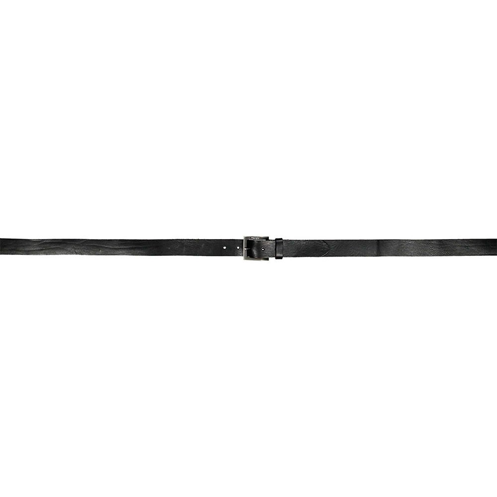 Wrangler Wrangler Kabel Buckle Belt 110 cm Black