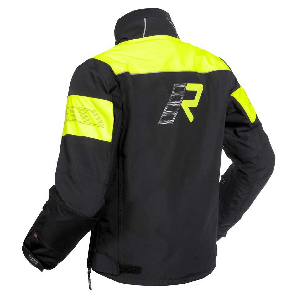 R Rukka Jacket Abbigliamento Thund Uomo Fluor Motociclismo Giacche z5FHqB