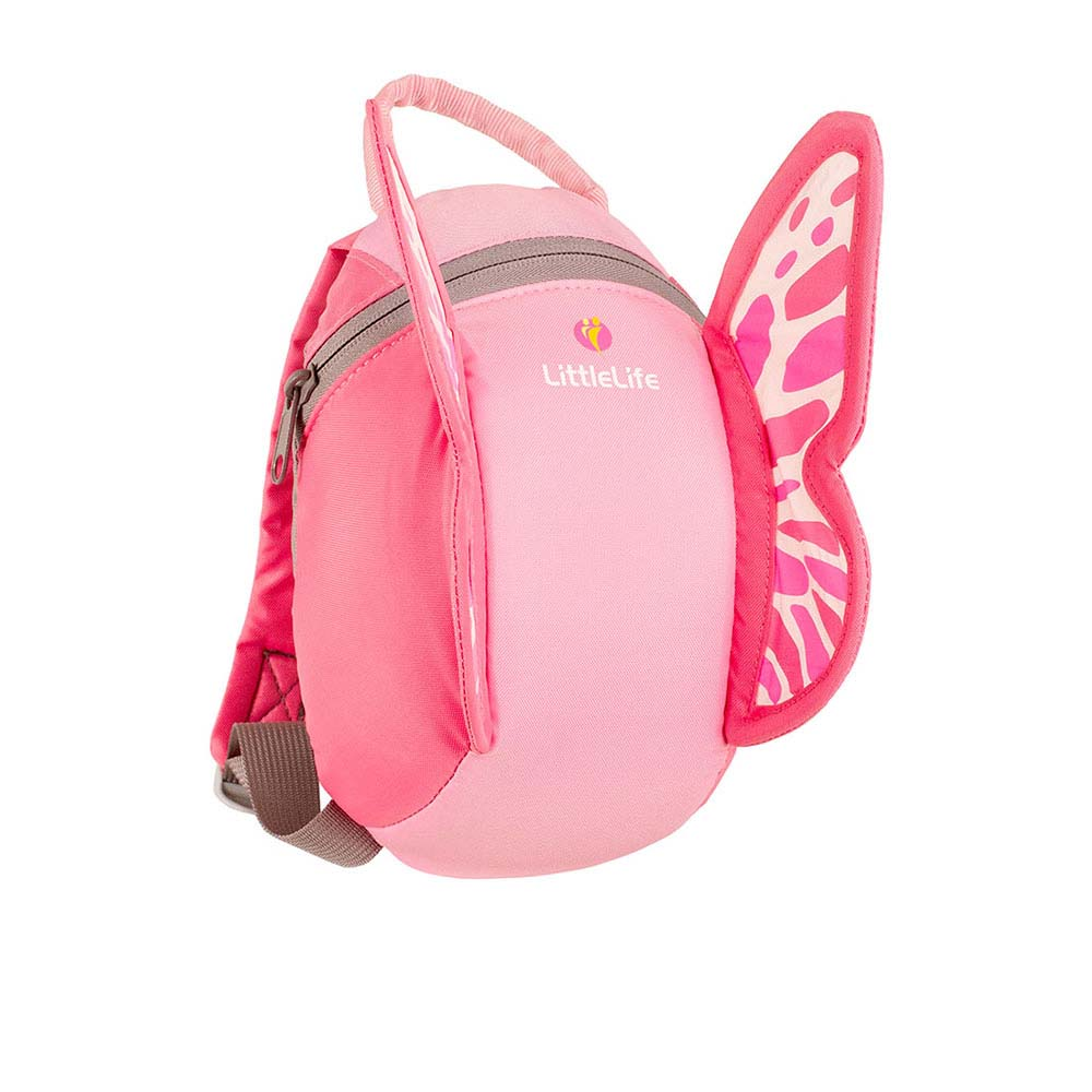 Littlelife Sac À Dos Butterfly Animal 2l One Size Pink