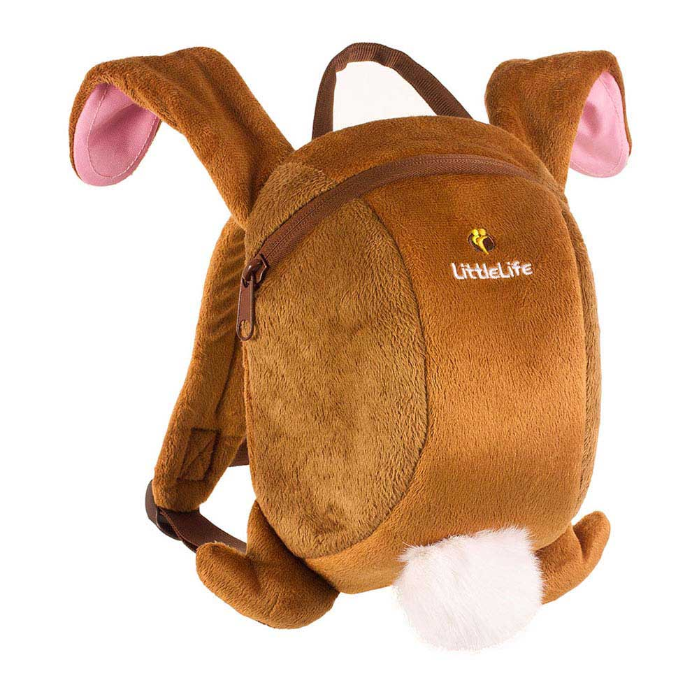 Littlelife Sac À Dos Bunny Animal 2l One Size Brown
