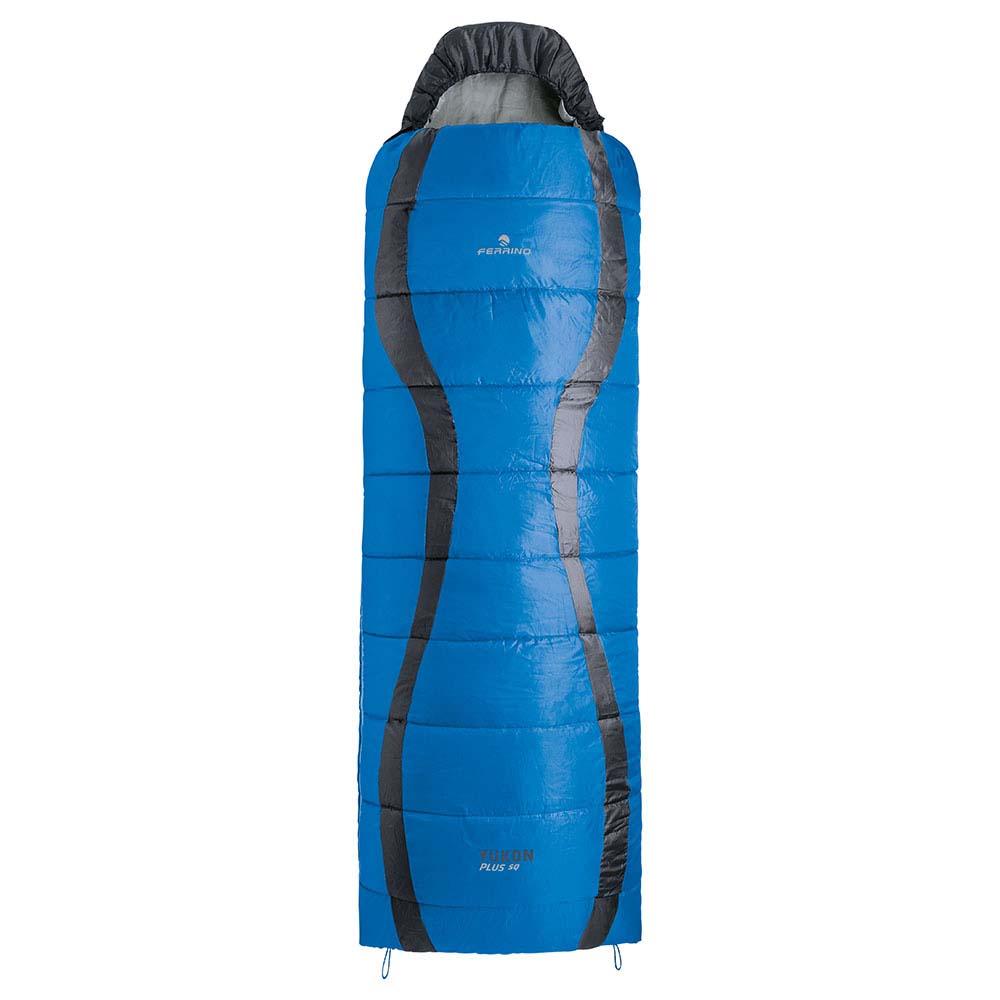 Ferrino Yukon Plus Sq Long / Left Zipper Blue