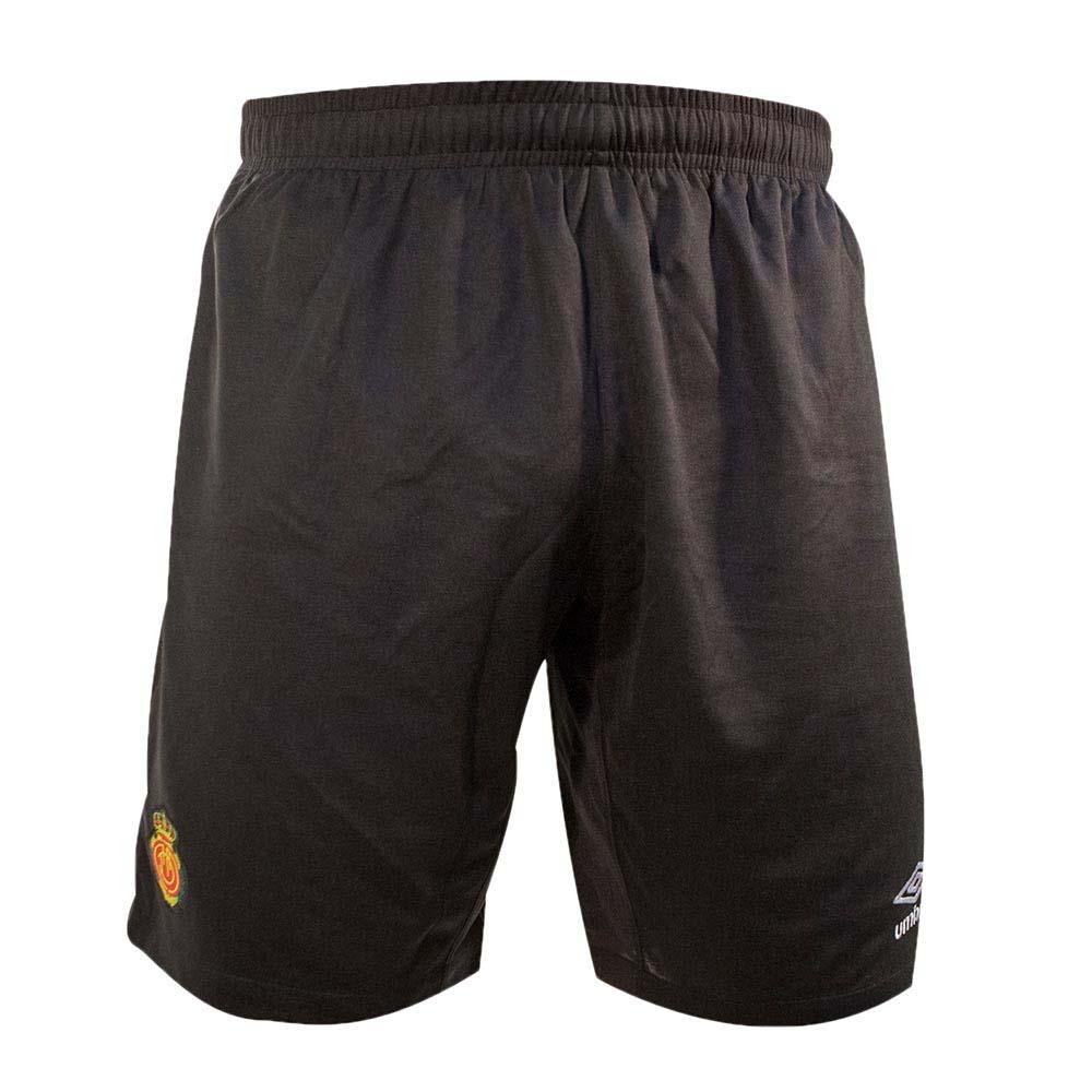 Umbro Junior Rcd Mallorca Home 1st Pants Junior Umbro Red / Black , Football Umbro , football 86673d
