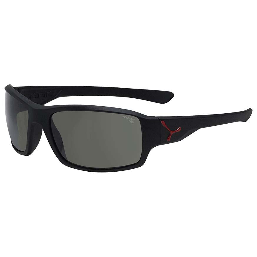 Cebe Haka 1500 Grey/CAT3 Matt Black / Red