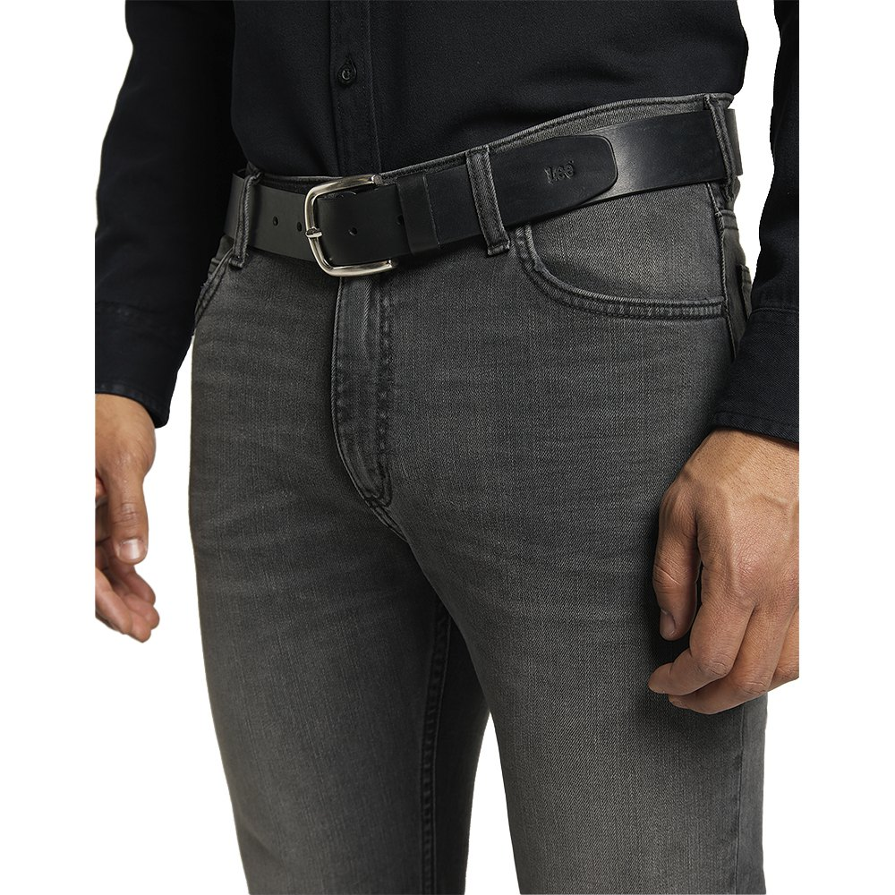 Lee Belt 100 cm Black