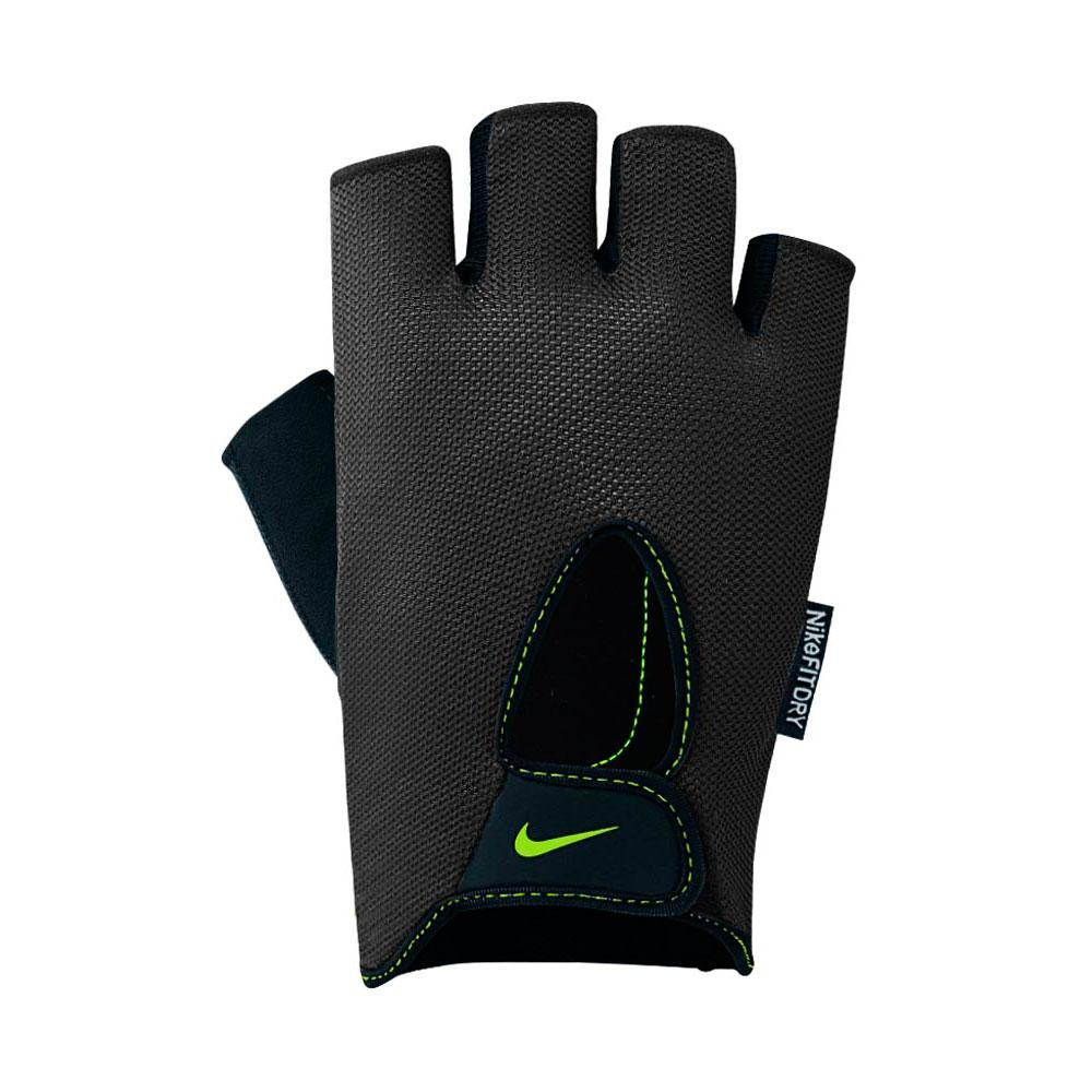 Nike Accessories Fundamental Training Gloves M Grey / Volt / Light
