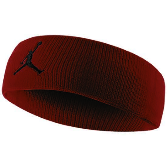Nike Accessories Jordan Jumpman Headband One Size Gym Red / Black