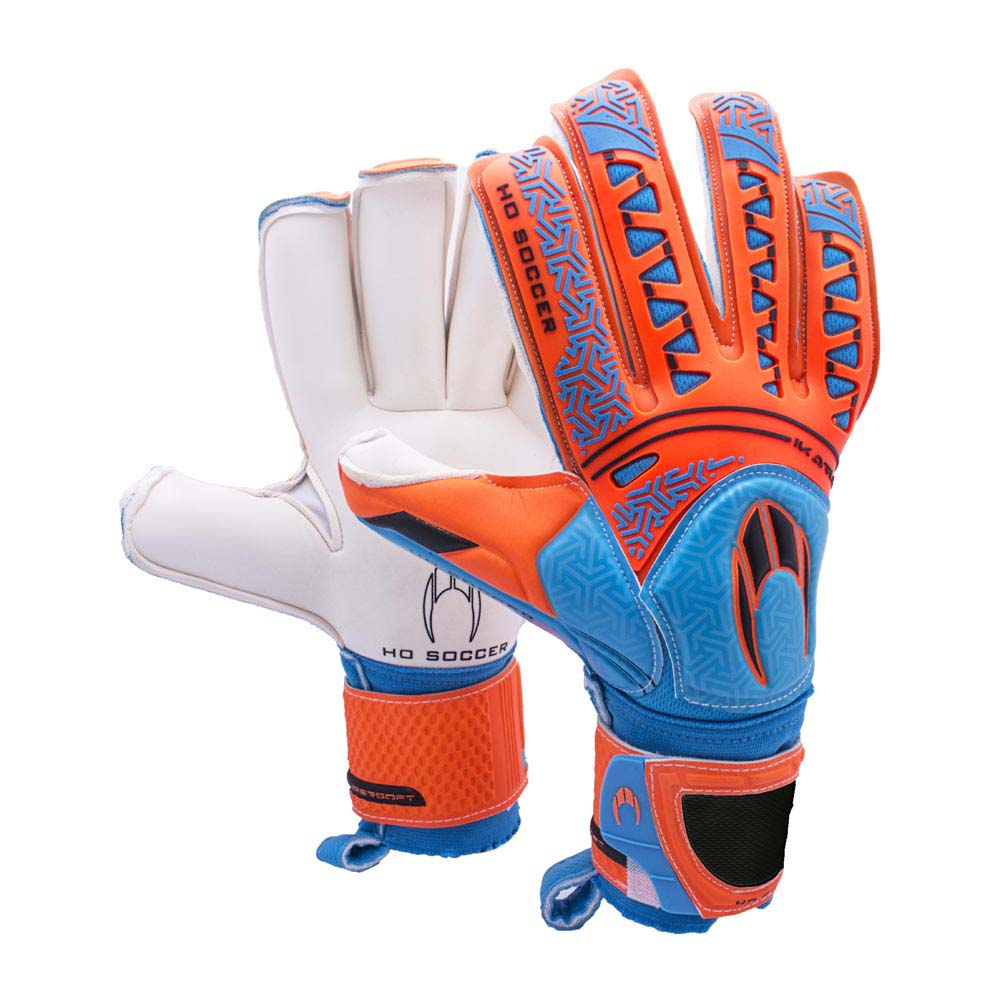 Ho Soccer Ssg Ikarus Roll Finger 4 Orange / Blue